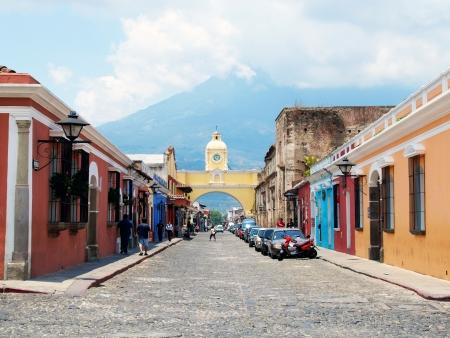 Antigua, perle coloniale