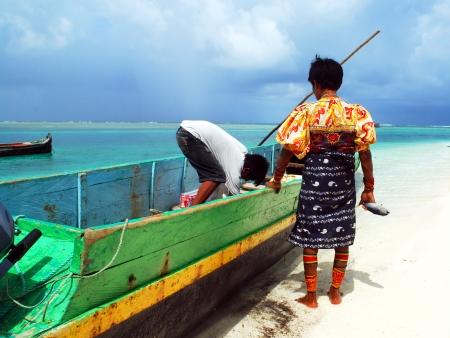 Archipel de Las San Blas : territoire Kuna Yala