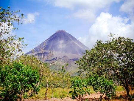Sur les pistes du Volcan Arenal