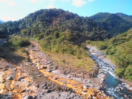 Le parc National Rincon de la Vieja