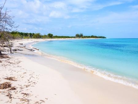 Route vers le Cayo Levisa et ses plages de rêves