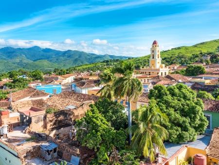 Trinidad, un bijou architectural