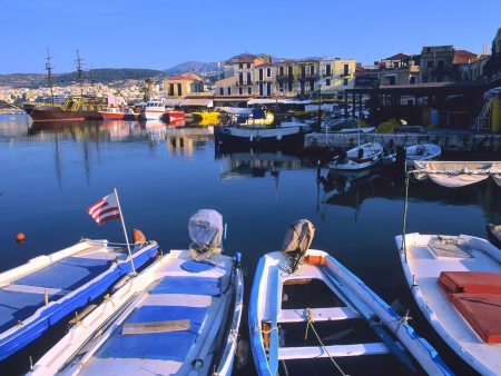 Rethymon, ville vénitienne pittoresque