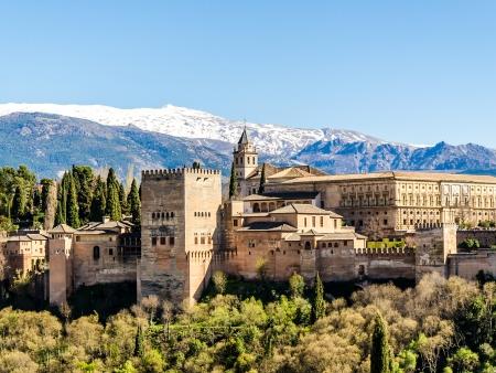 L'Alhambra, la perle d'Andalousie