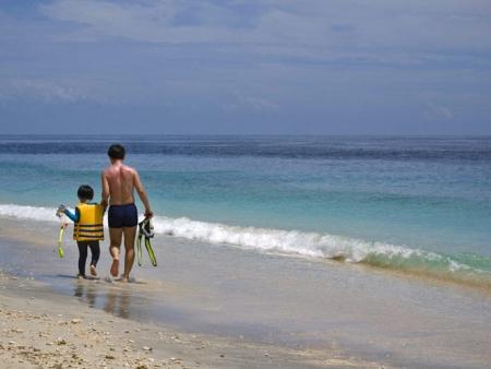 Journée sur l'île puis retour sur Bali