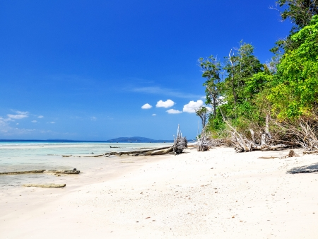 Havelock, la perle des Andaman