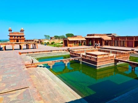 Fatehpur Sikri, patrimoine de l'UNESCO