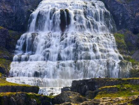 Aux confins de l'Islande…