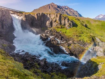 Les Fjords de l'Est islandais