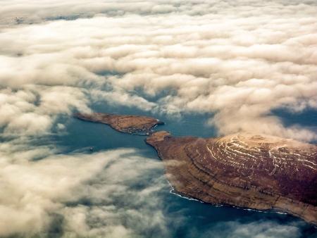 Excursion sur l'île de Nólsoy