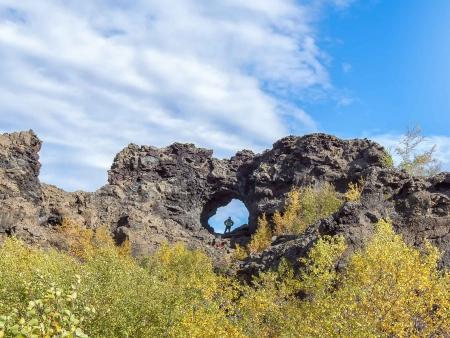 Voyage au pays des volcans