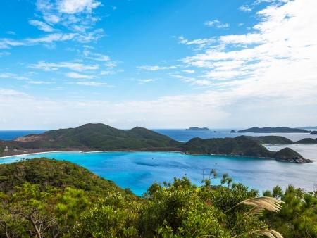Journée sur l'île paradisiaque de Zamami
