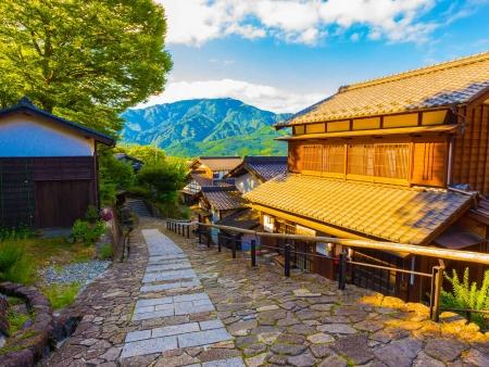 La vallée de Kiso