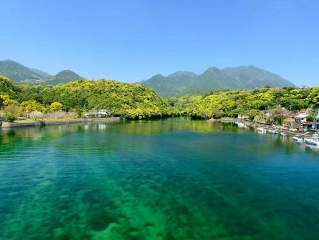 Détente à Yakushima