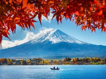 Hakone et Mont Fuji