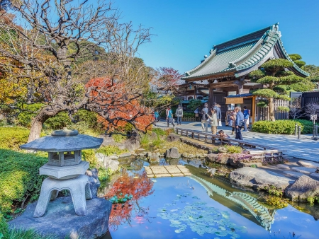 Kamakura : escapade historique et balnéaire