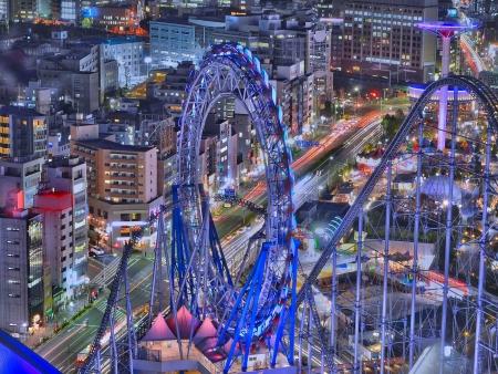 Tokyo la palpitante !