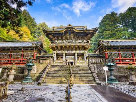 Les temples de Nikko et le lac Chuzenji