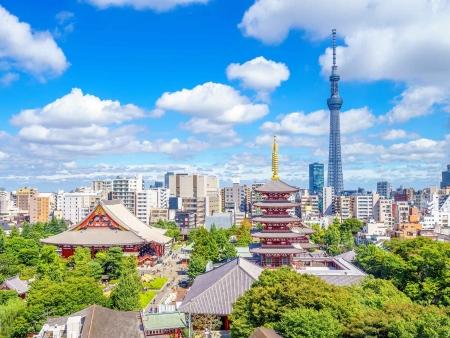 Arrivée et premiers pas à Tokyo