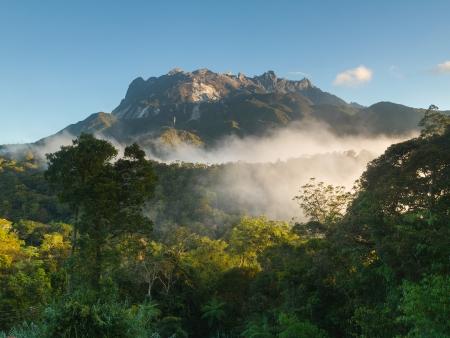 A l'assaut du mont Kinabalu !