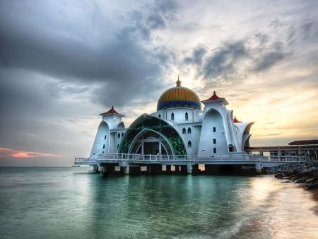 En route vers Malacca