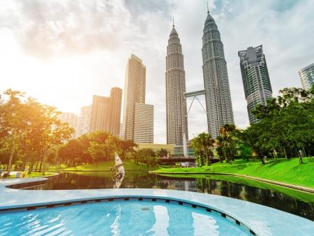 La cité-jardin de Kuala Lumpur