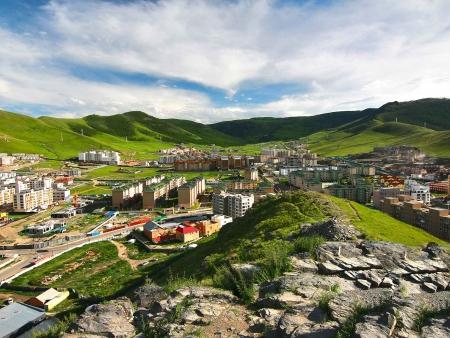 Bienvenue en Mongolie !