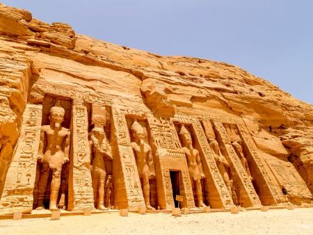 Abou Simbel et ses temples
