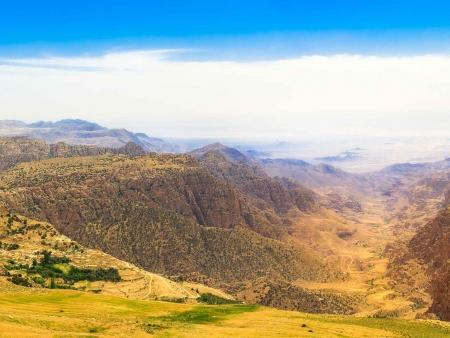 Trésors naturels de la vallée de Dana