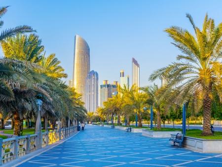 Balades et sensations fortes à Abu Dhabi