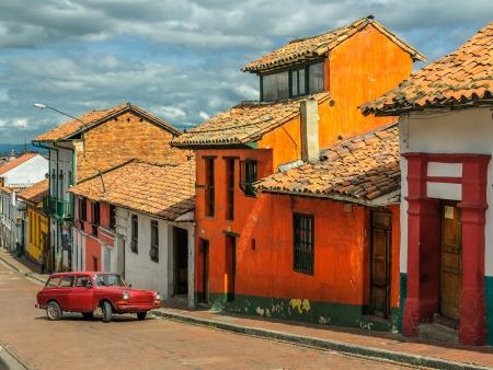 Découverte de la capitale colombienne