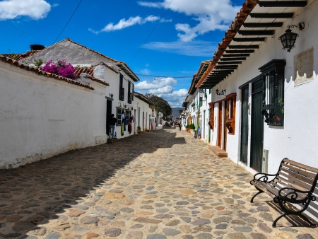 Petites villes coloniales