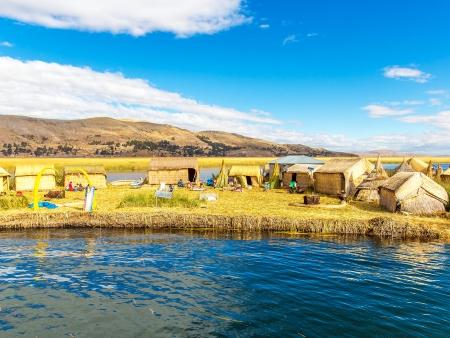 Route vers Puno et le lac Titicaca