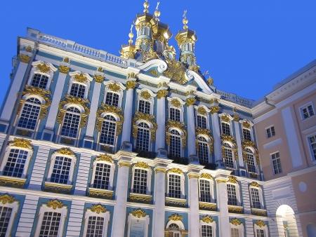 Saint Pétersbourg, ''La Venise du Nord''