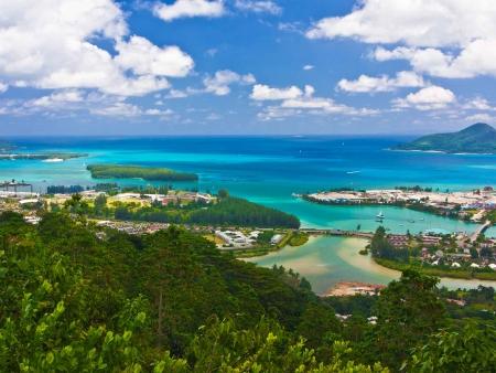 Arrivée aux Seychelles !