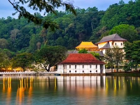 Kandy : tuk-tuk, temples & spectacle de danses