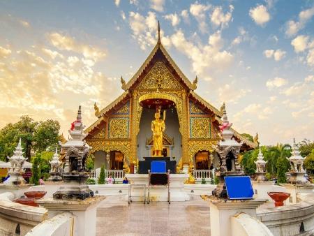 La cité aux 350 temples