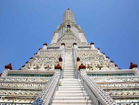 Départ de Thaïlande