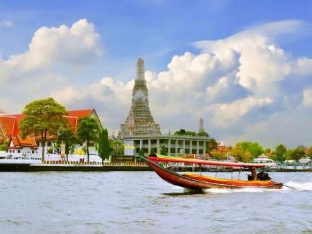 Les mille facettes de Bangkok