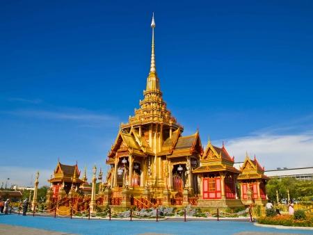 Splendeurs historiques de Bangkok