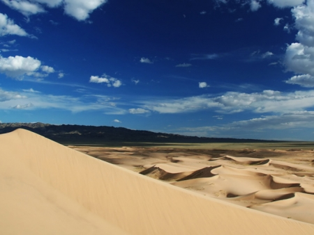Cap vers les dunes