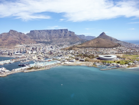 Bienvenue en Afrique du Sud !