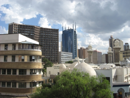 Retour à Nairobi et envol pour la France