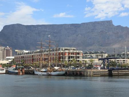 Journée libre à Cape Town