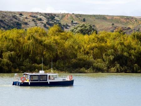 Navigation dans le canal de Beagle et le canal Murray