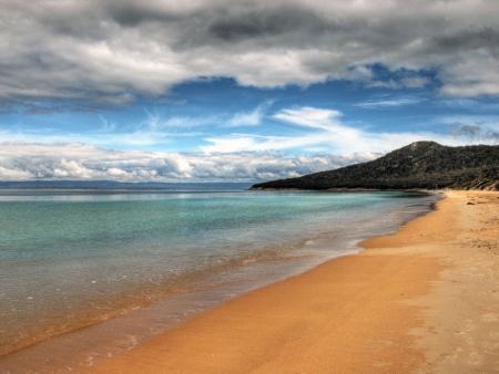 Cascades et plages