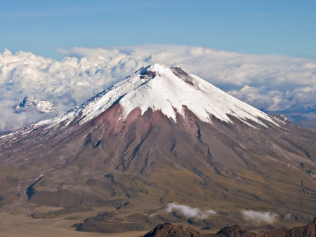 Ascension du Cotopaxi