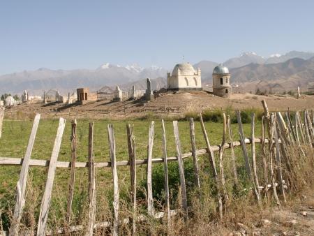 Départ de Kirghizie