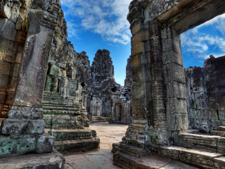 Extension : Temples D'Angkor