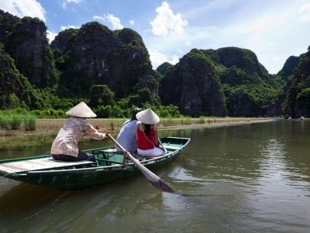 Visite d'Ho Chi Minh Ville